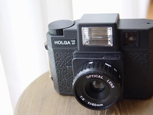HOLGA 120F