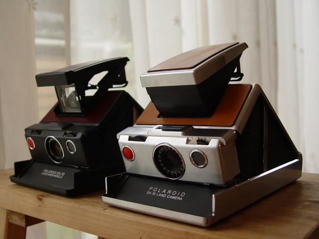 SX-70 model1 & model3